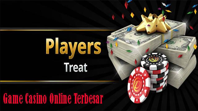Game Casino Online Terbesar